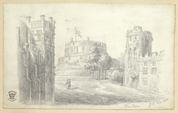 Windsor Castle, 1825 f1